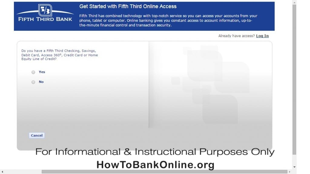 Fifth Third Bank Enroll Online Banking