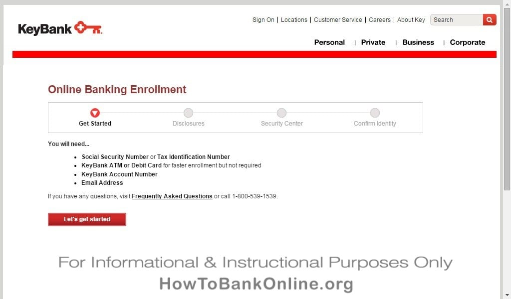 KeyBank Online Banking Login | How To Bank Online