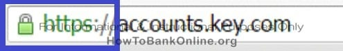 KeyBank Secure Website