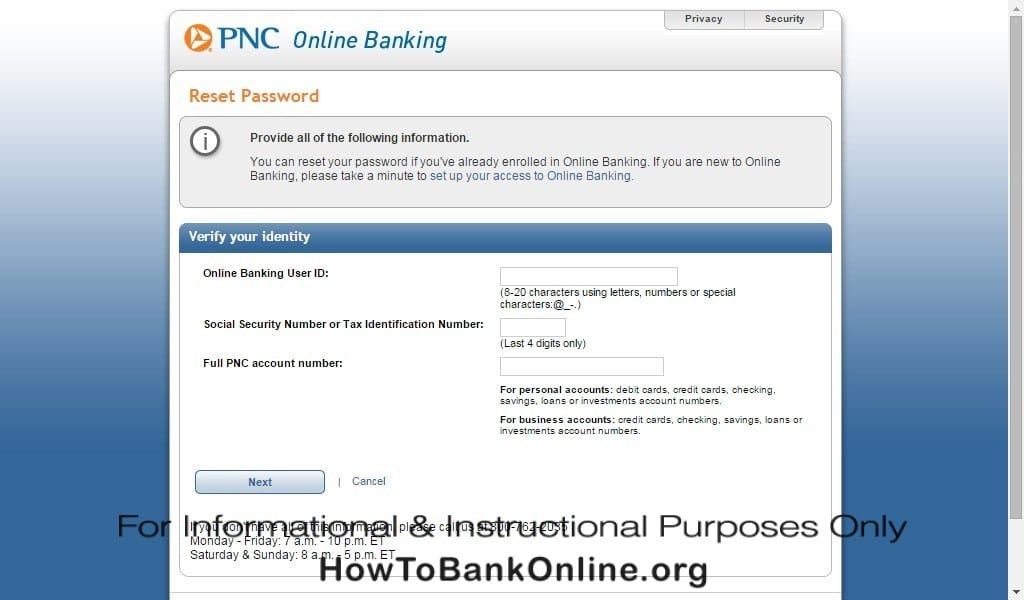 PNC Online Banking Login | How To Bank Online