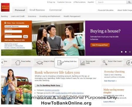 Desjardins encyclopedia wells fargo online banking website
